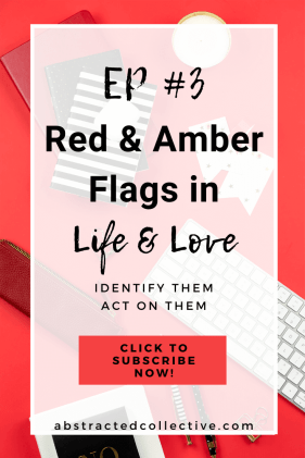 Red flags in relationships, dating, love and life - are we able to spot them easily? Do we even know what red and amber flags look like? In this episode, I break down what red and amber flags are so you can better identify them and I talk about how ignoring them (don't ignore them!) can sometimes lead to drastic consequences. Check this episode out!