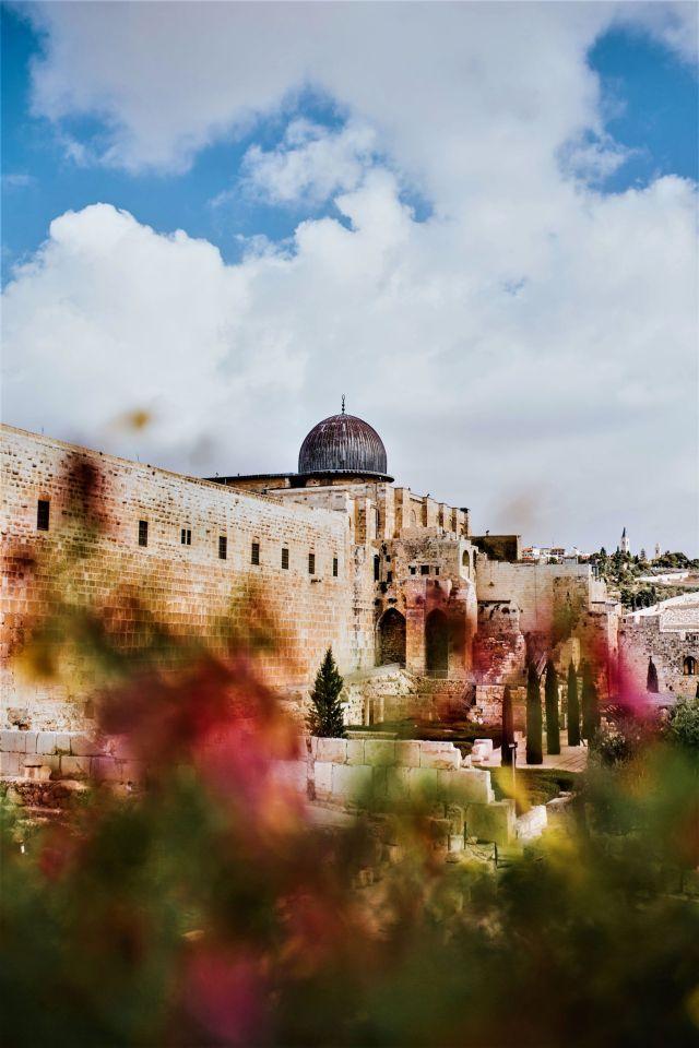 Al Aqsa, Jerusalem, Israel