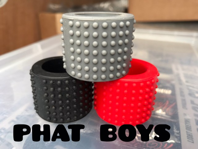 Phat Boys Silicone Grip Covers