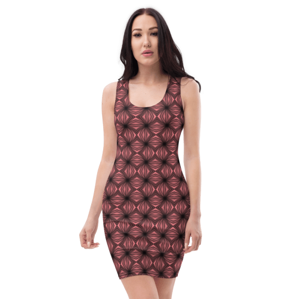 all over print dress white front 61038c18ec6ac