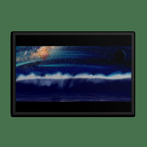 enhanced matte paper framed poster in black 24x36 transparent 61148a6bdaf2e