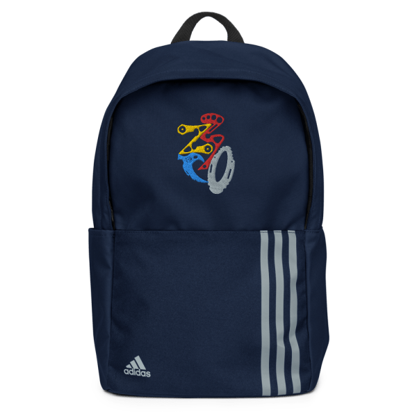 adidas backpack collegiate navy front 61612094a5ae7