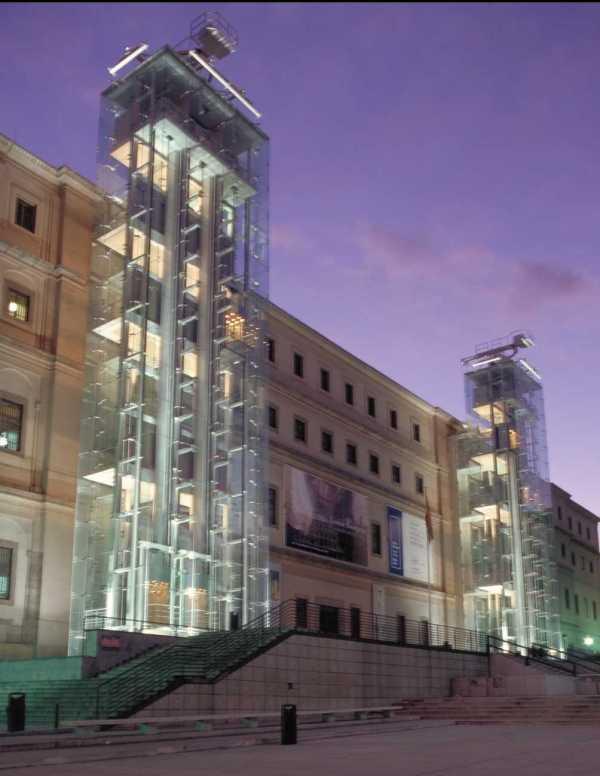 Museo Nacional Centro De Arte Reina Sof Abstraer