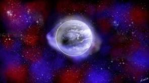 Frigid Planet