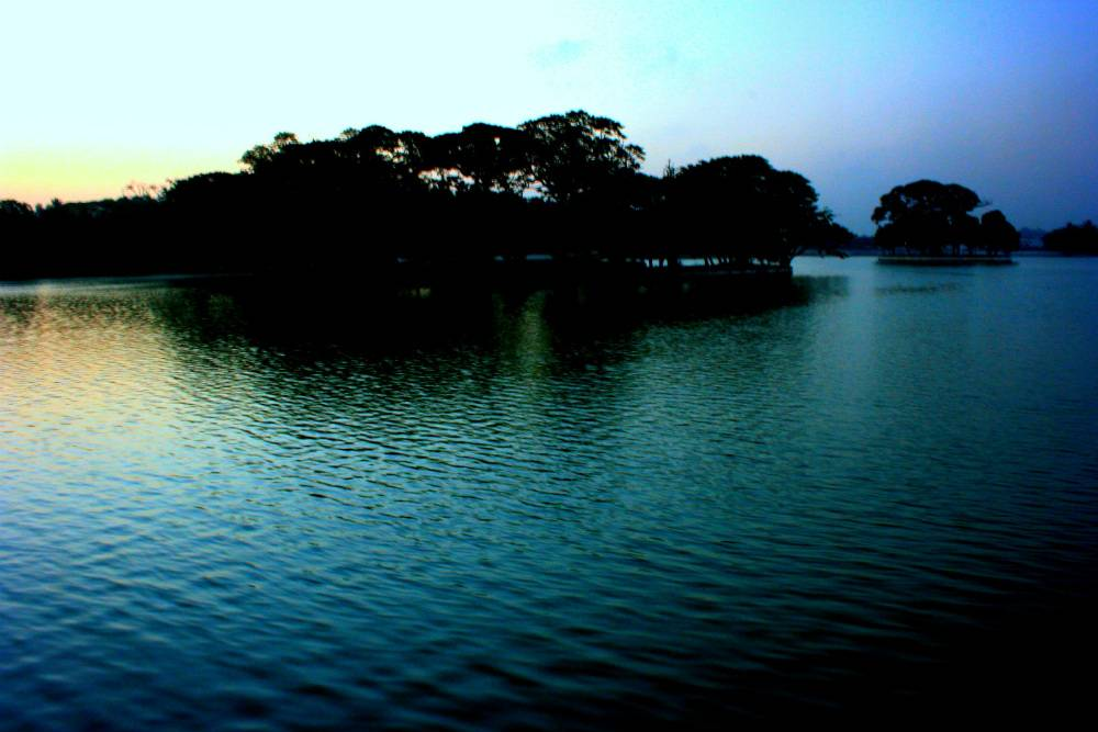 The Ferocious Lake