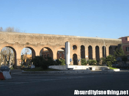 Piazza Lodi a Roma