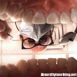 Dentista ballerino Trapana Paziente