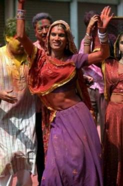 Eunuco danzante