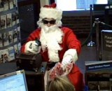 Rapinatore Babbo Natale
