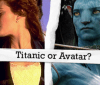 Lockerz - Titanic o Avatar