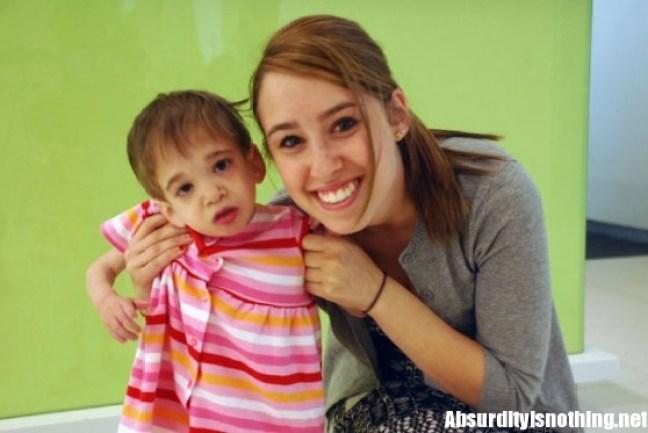 Brooke Greenberg la bambina che non cresce
