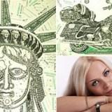 Arte con i dollari