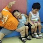 Xiao Hao, il bambino più grasso del mondo