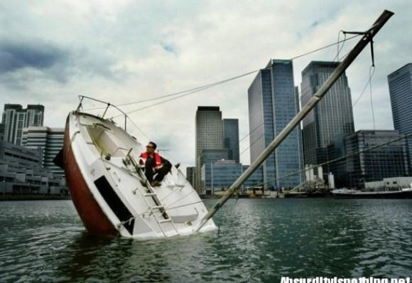 Julien Berthier e la barca che affonda perennemente