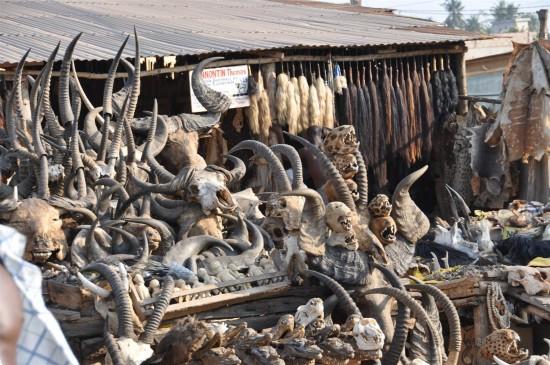 Akodessewa fetish market