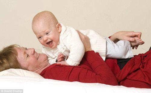 Benn e sua madre Sanchia