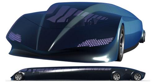 Nuevo concepto de autobus