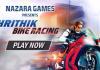 Hrithik Roshan launches new bike racing game