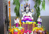 new-decoration-and-sandhya-aarti-to-mahadev-in-the-shivalayas