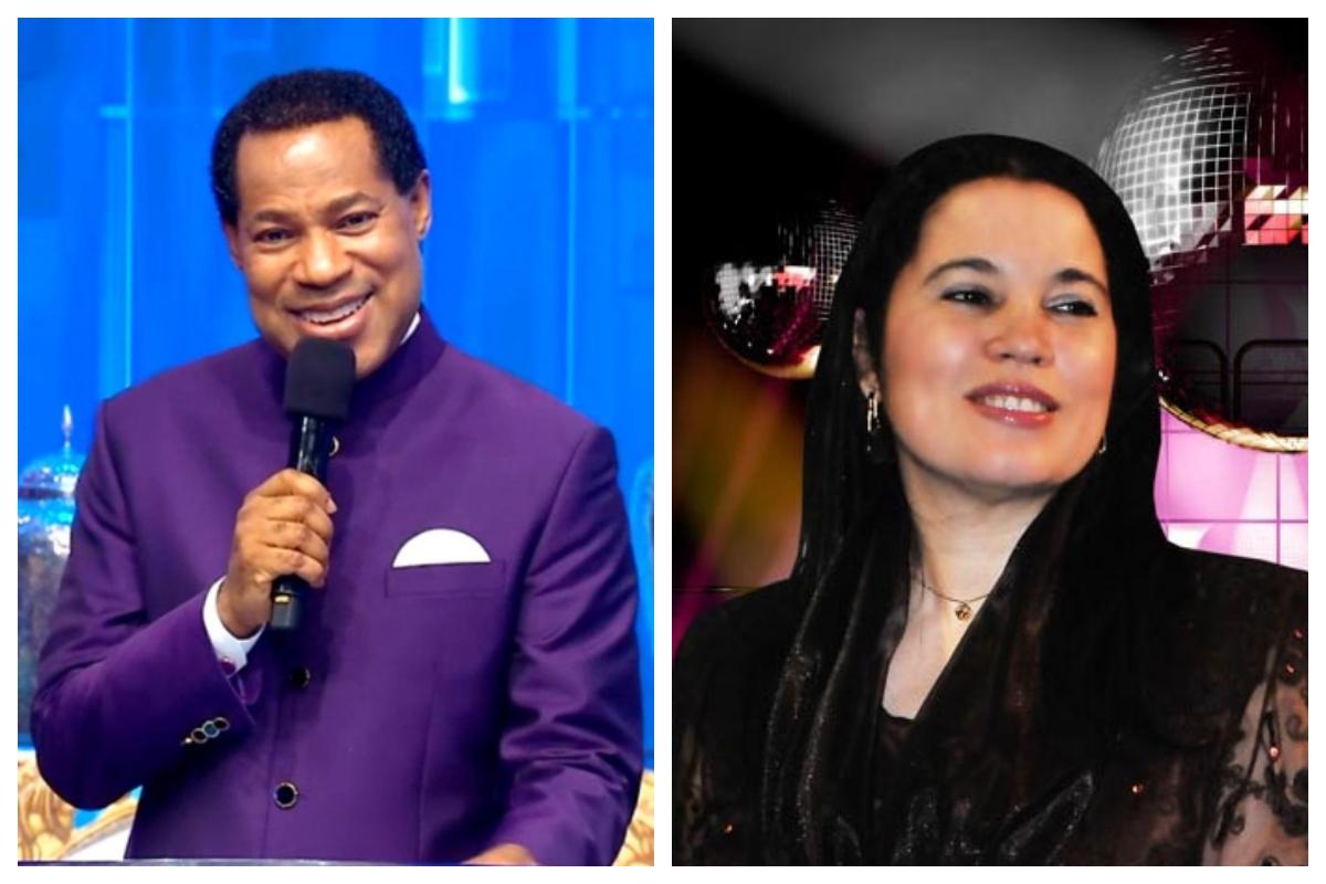 Pastor chris oyakhilome new wife