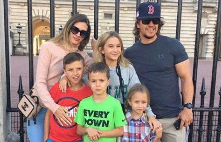 Mark Wahlberg Family