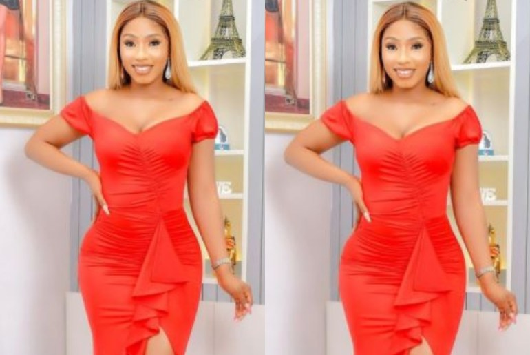 BBNaija: Watch Moment Mercy Eke Displays Her Tw3rk!ng Skills To New Love, Tana