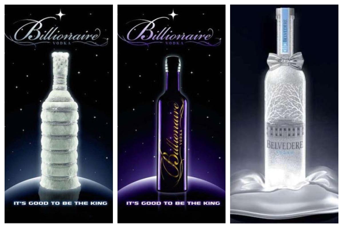 Billionaire Vodka - ABTC