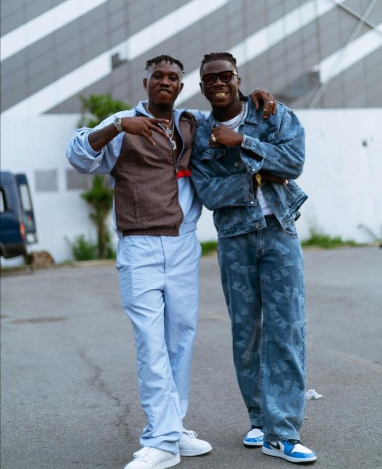 Zlatan Ibile and Stonebwoy