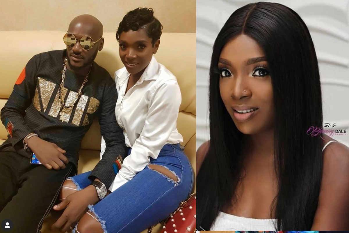 Annie Idibia Hails Her Husband, 2face For Being An Incredible Father To All His Children