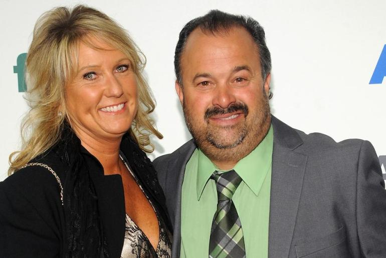 American Pickers Frank Fritz's Wife