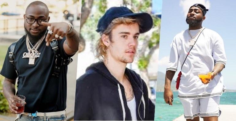 Davido and Justin Bieber?