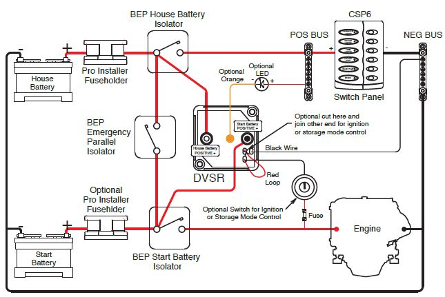 dual battery isolator wiring diagram boat emg 81 85 vsr diagrams schematics great installation of 12 volt marine switches all data rh 5 15 dtmseopower de basics