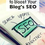 5 Blog Boosting SEO Tips For Search Engines