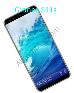 Gionee S11s Full Specifications, Price and Features