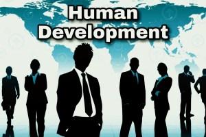 التنمية البشرية Human Development