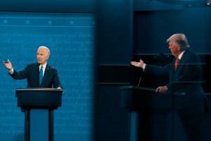مناظرة ترامب وبايدن الثانية The second Trump and Biden debate