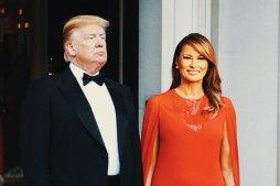 إطلالات ميلانيا ترامب أثارت الجدل Melania Trump's looks have sparked controversy