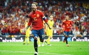 راموس عميد لاعبي أوروبا Ramos Dean of European Players