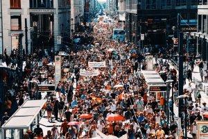تظاهرات في أوروبا Demonstrations in Europe