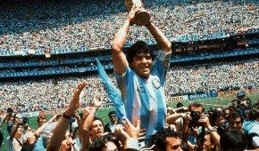 رحل مارادونا Maradona is gone
