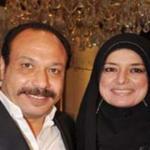 وفاة زوجة خالد صالح The death of Khaled Saleh's wife