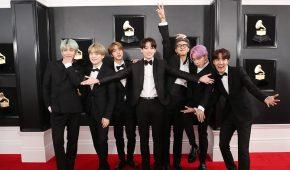 BTS Awards Brit