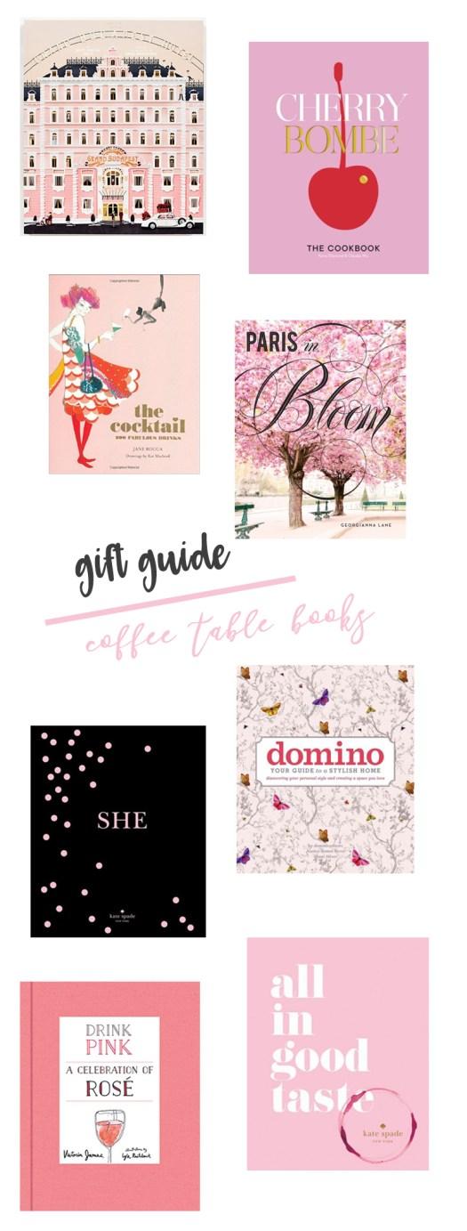 coffee table book ideas