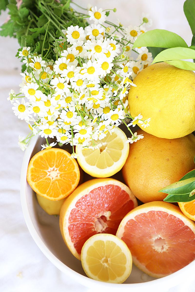 citrus gift basket