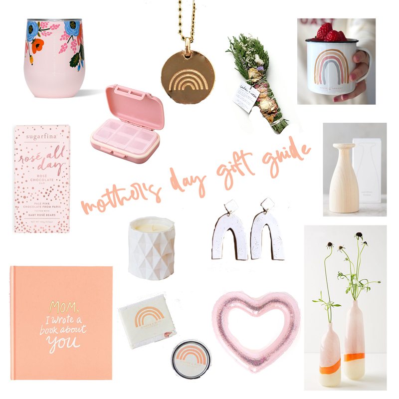 mother's day collection of gift ideas