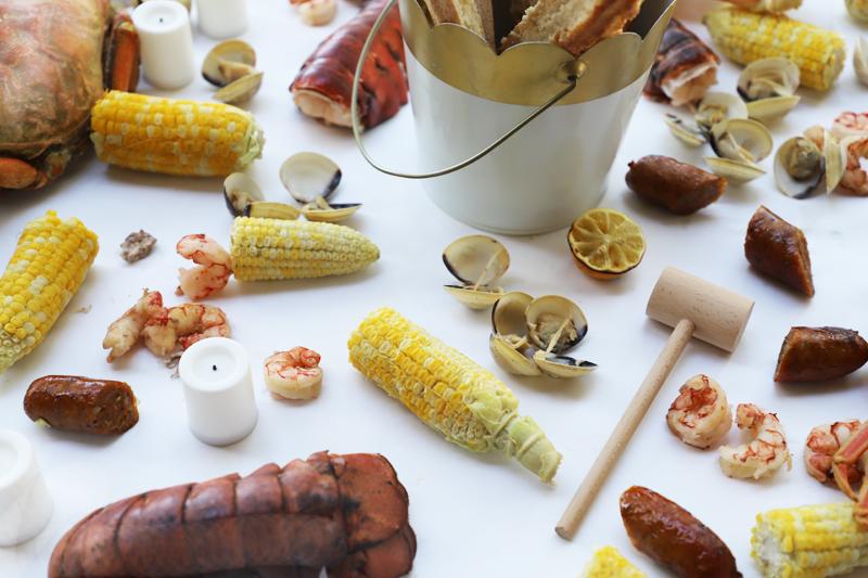seafood boil ideas