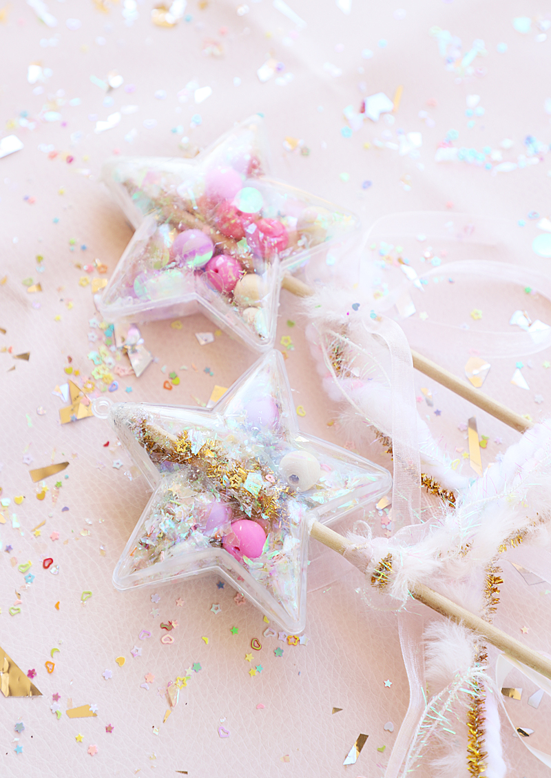 confetti wand for kids