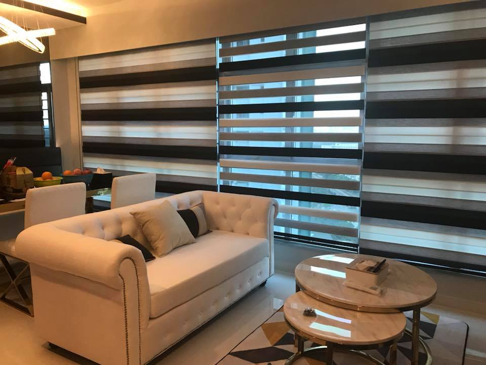 the living room mattress abu dhabi feature wall ideas grey duplex blinds curtains for at best price in dhabiduplex