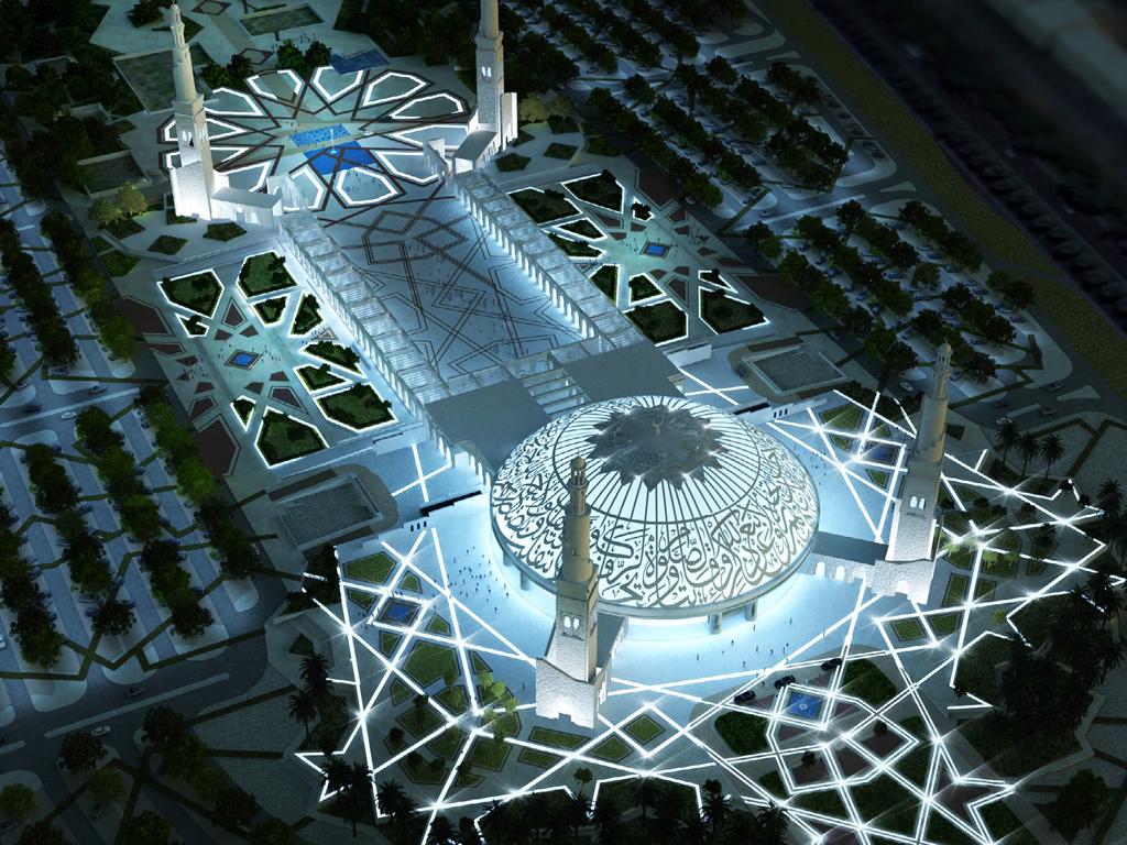 Sheikh Khalifa Bin Zayed Grand Mosque Abu Dhabi Magazine
