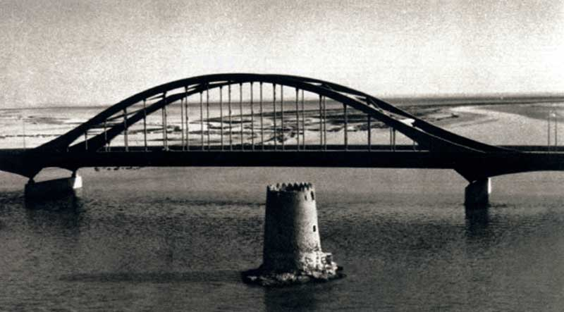 Maqta bridge old